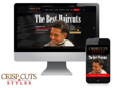 Crisp Cuts & Styles Barbershop